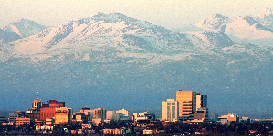 Anchorage, Alaska | RoadGuides.com